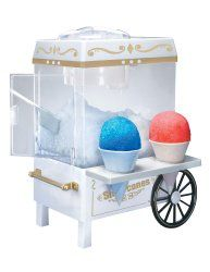Nostalgia Electrics SCM-502 Vintage Collection Old Fashioned Snow Cone Maker from Nostalgia Electrics