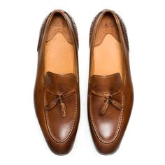 MOCCASIN WITH TASSELS - Moccasins - Shoes - Man - ZARA Thailand