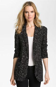 LOVE...Everyone needs a little sparkle & shine...    Diane von Furstenberg 'Vintage Galaxy' Jacket available at #Nordstrom