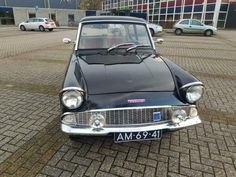 Ford Anglia, Classic Cars British, Peugeot, Volkswagen, Bmw, Vehicles, Teller, Europe, Lush