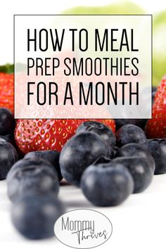 How To Meal Prep Smoothies For The Month Breakfast Smoothie Meal Prep for Freezer – Smoothie Meal Prep For The Week Or Month – Vegan Smoothie Meal Prep – How To Meal Prep Smoothies For A Month Freezer Smoothies, Smoothies For Kids, Apple Smoothies, Vegan Smoothies, Easy Smoothies, Strawberry Smoothie, Breakfast Smoothies, Paleo Breakfast, Keto Smoothie Recipes