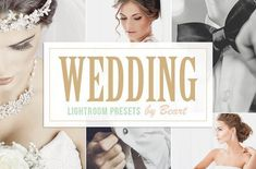 Wedding Lightroom Presets by BeArt-Presets on @creativemarket Best professional lightroom presets packs for more modern and trendy style in your photography. Perfect for portrait, wedding, landscape, urban, travel, creative, blogging.