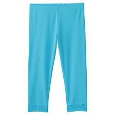 Girls 7-16 & Plus Size SO® Lace Capri Leggings