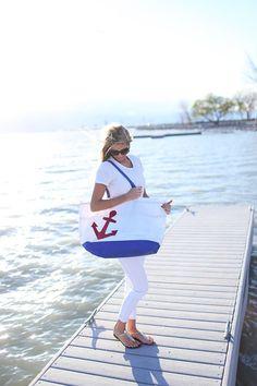 Chic Ways to Nail Nautical Fashion waysify