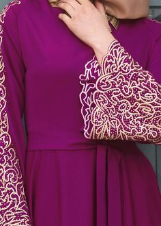 120 Best Gamis Cantik Images On Pinterest In 2019 Hijab Styles