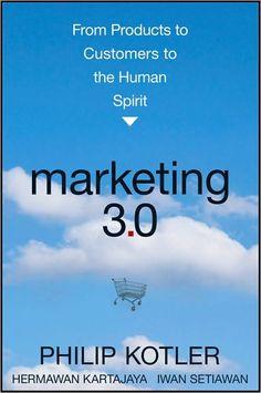 Marketing 3.0, Philip Kottler