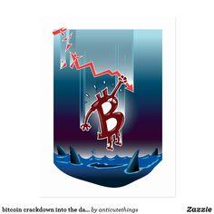 bitcoin crackdown into the dark waters cartoon #bitcoin #bitcointrading #onlineshopping #currency #currencyexchange #exchange #cryptocurrency #cryptomoney #cartoon #coins #litecoin #bitcoinmining