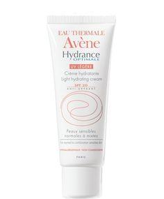 #avene #hydrance #pelemista #hidratação  Avene creme Hidratação peles normais com proteção do sol. É especialmente indicada para as peles sensíveis normais a mistas.