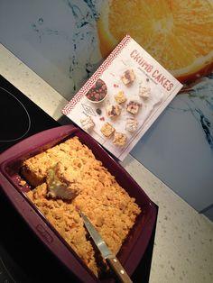 Un gâteau crousti-moelleux : le crumb cake
