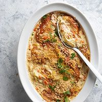 BHG's Newest Recipes:Chicken and Brown Rice Casserole Recipe