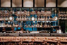 spiga hong kong restaurant gastronomique intérieur joyce wang bar