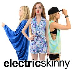 Raise your hand if your closet contains clothes that looked to die for in a photo... but ended up being unwearable in real life. Yah, every girl has been there. But you know who doesn't play that game & has the customer feedback to prove it? electricskinny vintage, online clothing shop.