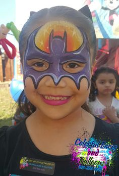 #Batgirlfacepainting,  #Colorfulfacesandballoons, #facepainter, #balloontwister, #holidayfacepainter, #4thofjulyfacepainter, #facepaintinginriversidecounty, #facepaintingininlandempire, #balloontwisterinriversidecounty, #balloontwisterininlandempire. www.Colorfulfacesandballoons.com Balloon Painting, Body Painting, Batgirl Face Paint, Riverside County, Face And Body, 4th Of July, Balloons, Projects To Try, Faces