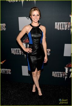 Rita Volk at the MTV Movie Awards Preview Event 2014