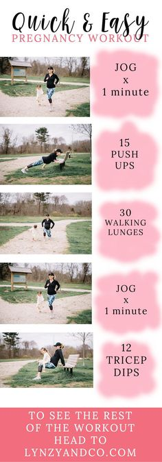 This motherhood blogger put together this quick and easy pregnancy workout that's amazing for your body! Looking to stay fit while pregnant? Here's the way to do it!  In collaboration with NIOXIN #ad