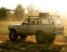 Toyota FJ-60 by Lance Rutherford on 500px