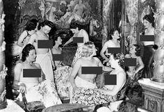 Ecofeminismo, decrecimiento y alternativas al desarrollo: Las esclavas sexuales de los campos de concentraci...