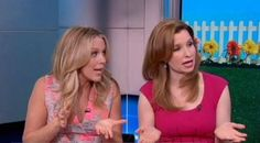 #LennonParham and #JessicaStClair stop by the #NewYorkLiveTV studio to talk about their new show #PlayingHouse