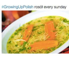 35 Things Only People Who Grew Up Polish Will Understand Polish Soup, Polish Memes, Polish Sayings, Polish People, Polish Recipes, Russian Recipes, Greek Recipes, Good Food, Cooking Recipes