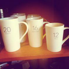 Coffe mugs!