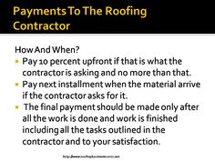 Roof Replacement Cost, Roofing Contractors, Interior And Exterior, Presentation, Articles