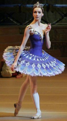 olga smirnova- la fille du faraon  ballet -