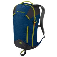 5. Mammut Nirvana Rocker Off-Piste Backpack    Ideal for carrying those gear essentials on the slopes.