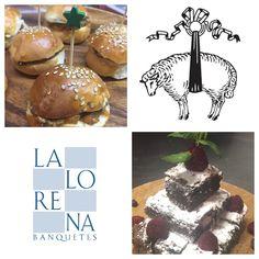 La Lorena Banquetes+ #BrooksBrothers200 +noche de Stand-up+ Sloopy Joe+Brownies... #lalorena #banquetes