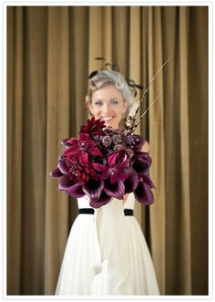 New York Metropolitan Building wedding: Lindsay + David Orange Wedding, Floral Wedding, Fall Wedding, Wedding Colors, Wedding Styles, Wedding Flowers, Bridesmaid Flowers, Bride Bouquets, Wedding Bells
