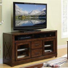 Windridge TV Console I Riverside Furniture