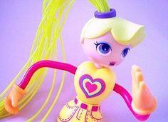 Betty Spaghetty, poupée élastique