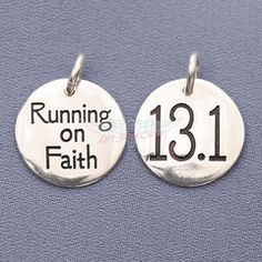 13.1 Running on Faith Double-Sided Charm