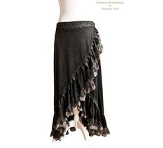 Hey, I found this really awesome Etsy listing at https://www.etsy.com/listing/174117580/romantic-wrap-skirt-size-s-m-steampunk