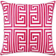 Pillow love with Trina Turk
