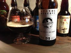 I love Le Castor's Wee Heavy Bourbon Grande Réserve. Le Castor brewing is an organic micro brewery in Rigaud, Quebec. Microbrasserie Le Castor est une micro-brasserie bio à Rigaud, Québec. http://www.microlecastor.ca/