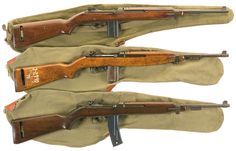 Variations of the  M-1 Carbine