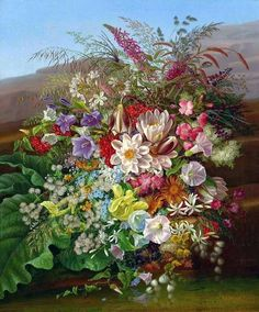 Maria Adelheid Dietrich (1827 – 1891) – Pintora Alemã_7