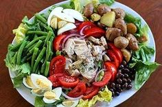 barefoot contessa salad nicoise | Niçoise Salad - Recipes Wiki