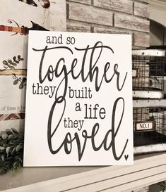 Wood Pallet Signs, Rustic Wood Signs, Wooden Signs, Love Signs, Diy Signs, Wall Signs, Wood Signs For Home, Home Decor Signs, Home Quotes And Sayings