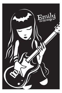 Emily the strange ROCKS