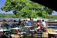 Porto Canoas - Foz do Iguaçu   Restaurantes - Onde Comer