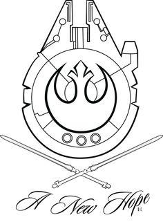 Star Wars Design by SnrChumber on deviantART