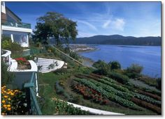 Sooke Harbour House, Vancouver Island. Hands down, my favourite place to stay in the world