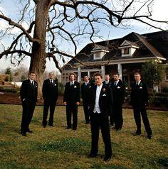 Groom,Best Man, Dad, FIL, etc wedding day photo