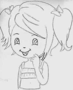 Guga & Lara : Riscos de meninas fofas ♥