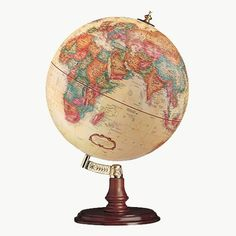 Replogle Cranbrook World Globe $89.99
