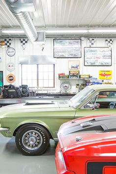 Custom built. Highest quality. Our hobby garages provide protection that lasts for your prized possessions.