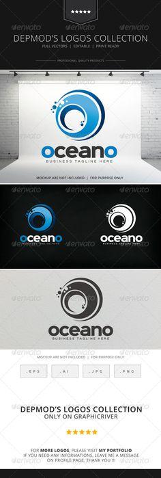 Oceano Logo - Symbols Logo Templates