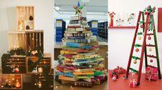 Decoração | Árvore de Natal diferente