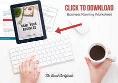 The Ultimate Event Planning Business Startup Checklist - EVENT PLANNING CERTIFICATE Event Planning Quotes, Event Planning Checklist, Event Planning Business, Event Planning Design, Business Events, Business Marketing, Party Planning, Naming Your Business, Start Up Business